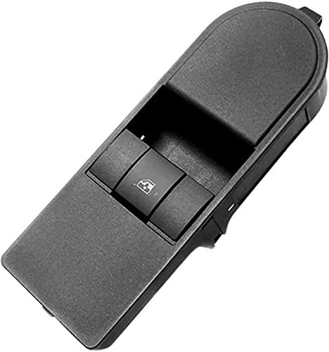 YANXS Interruptor De Ventana EléCtrica para Opel Astra H Zafira B 2004-2016, ABS El Plastico BotóN del Interruptor De Control Maestro del Lado Conductor Elevalunas