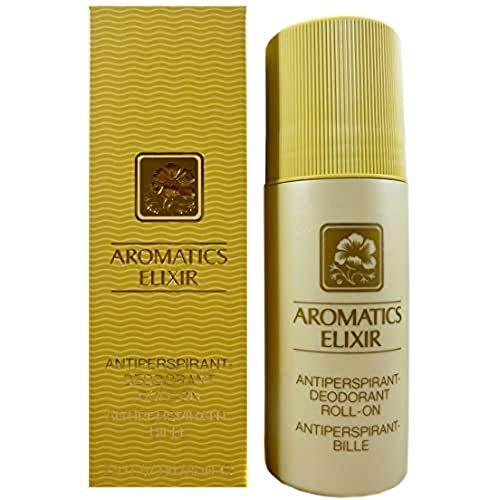 Clinique Aromatics Elixir femme/women, Antiperspirant Deodorant Roll On, 75 ml