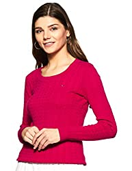 Tommy Hilfiger Womens Cotton Pullover