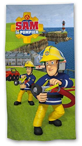 handdoeken - strandlaken Brandweerman Sam (1 TOYS)