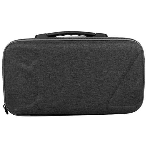 Hensych Tragbare Tragetasche für Insta360 ONE X/X2, große Kapazität, Handtaschen-Aufbewahrungstasche, Action-Kameratasche, Schutzbox für Insta360 ONE X/X2 Action-Kamera