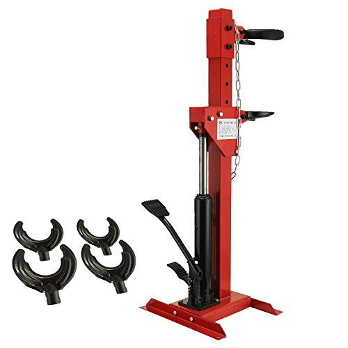 8MILELAKE Macpherson Spring Compressor with Variable Spring Arm FS 5000 Compatible for Impact Wrench