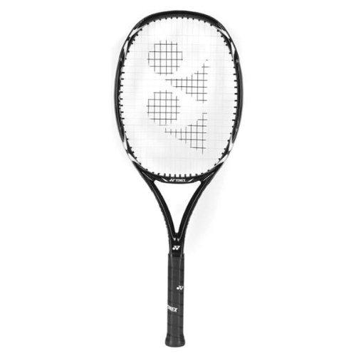 Yonex E Zone 100 Graphite Unstrung Tennis Racquet, 27-inch 285 g (Bright Blue)