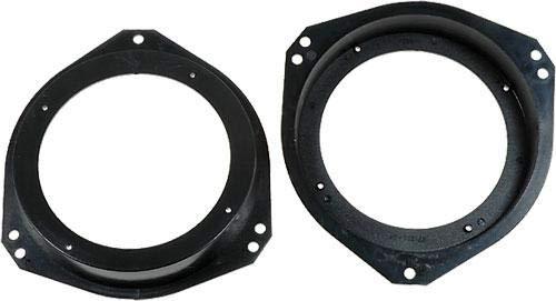 2 Entretoises Haut-Parleur Caliber RAS1902 compatible avec Opel Corsa Meriva - D130 AV