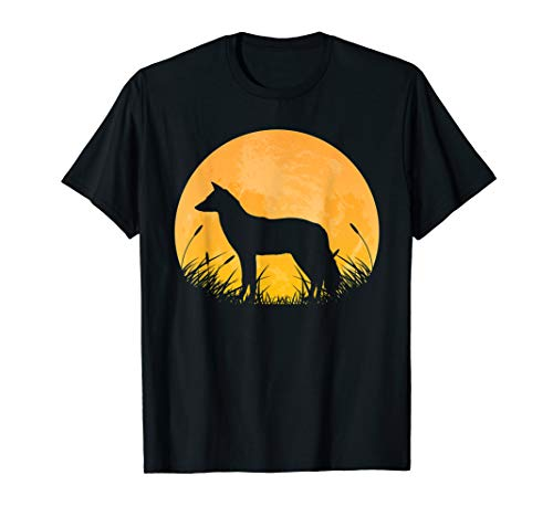 Jackal Easy Halloween Outfit Coyote Wolf Moon Costume Gift T-Shirt