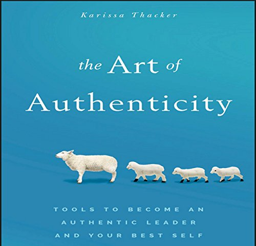 The Art of Authenticity audiobook cover art