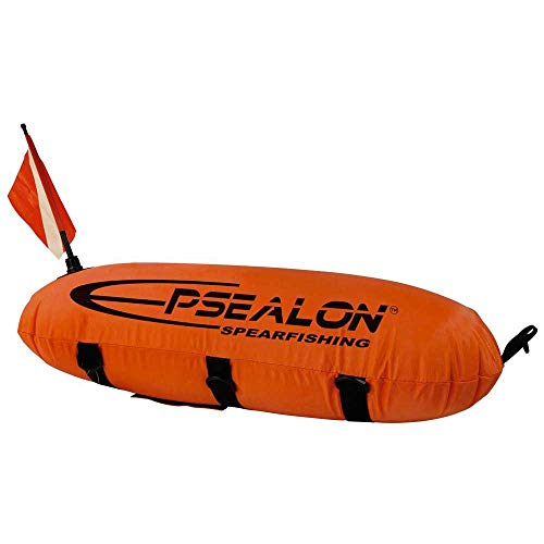 Epsealon Torpedo Buoy Orange With Internal Bladder One Size