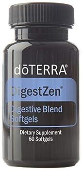 doTERRA - DigestZen Essential Oil Digestive Blend - 60 Softgels
