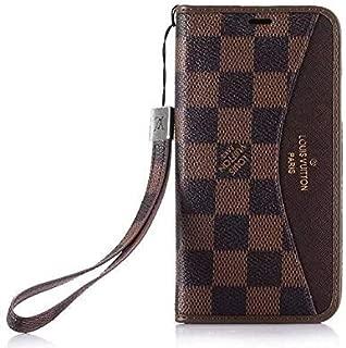 iPhone 11 Pro Wallet Case- Elegant Luxury Leather Flip Cover Wristlet Strap Designed