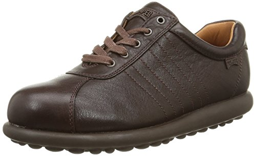 Camper Pelotas Ariel, Women's Low-Top Sneakers, Brown (Dark Brown 190), 9 US