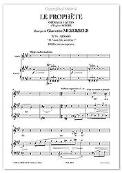 Meyerbeer, Giacomo • PROPHÈTE (LE) •