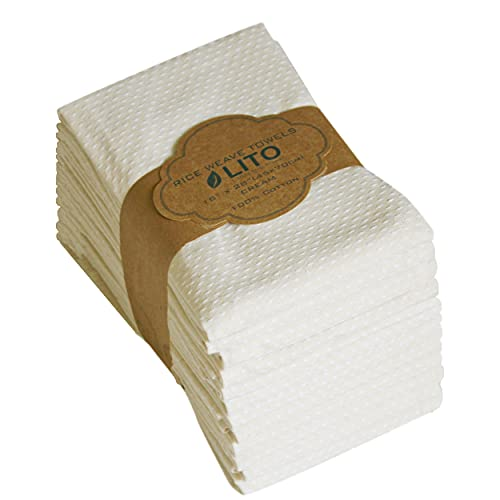 Top 10 Best Selling List for kitchen towels for rice