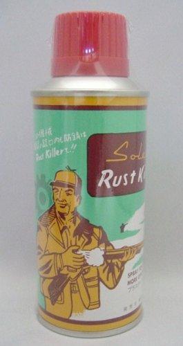 ★ラストキラー 銃口の手入れに硝煙の腐食防止モデルガンオイル