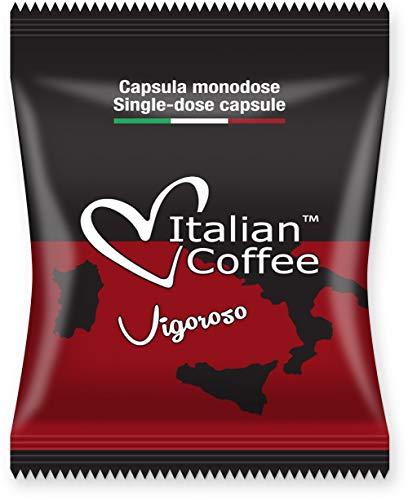 Espresso Point Capsulas Lavazza Compatibles - Vigoroso - 100 Cafés