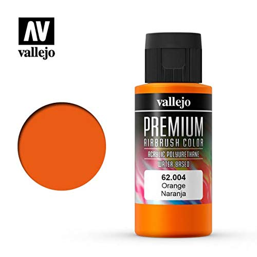 62004 Vallejo Premium RC Orange 60ml