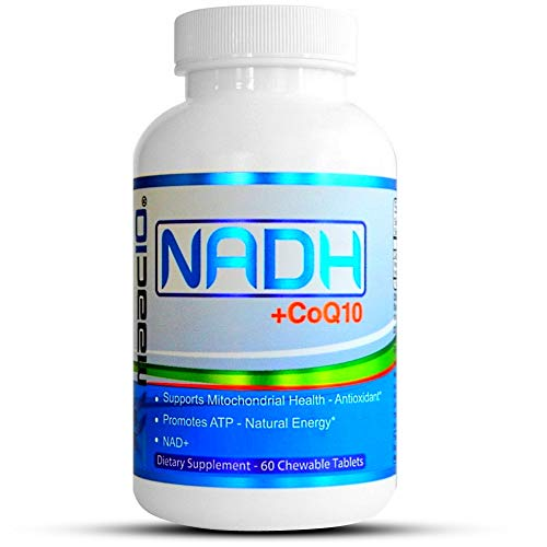 MAAC10 NADH + CoQ10 Supplement | Supports Fatigue, Energy and NAD+ |...