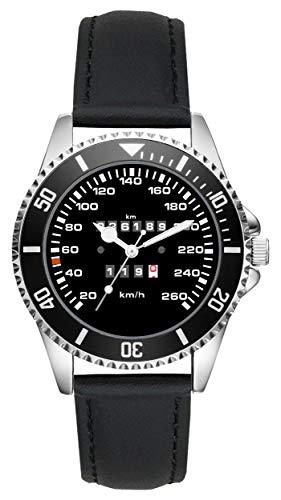 KIESENBERG Uhr - Geschenke für Golf 2 Fan Tacho L-20757