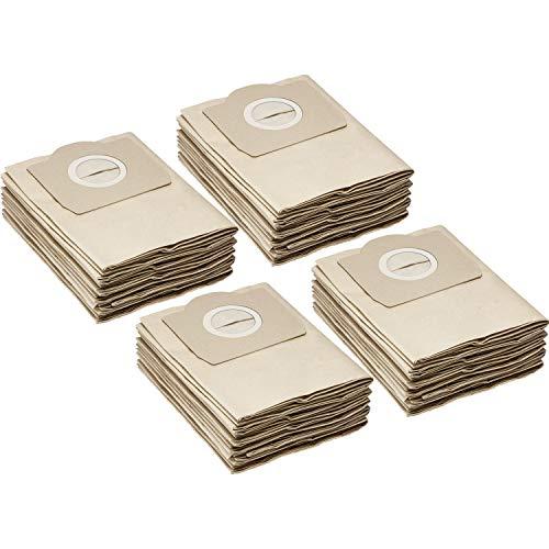 Kärcher 6.959-130.0 Papierfilterbeutel, 4er Pack (4 x 5 Stück)