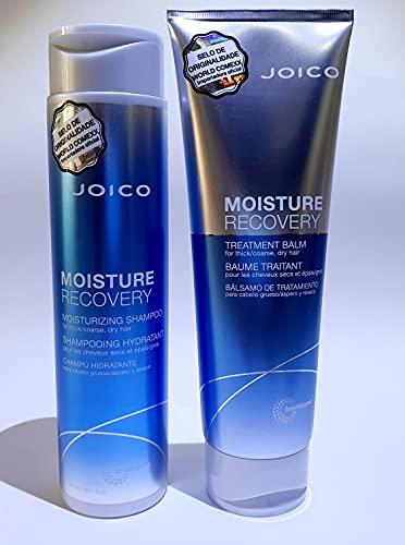 Kit Shampoo E Máscara Joico Moisture Recovery