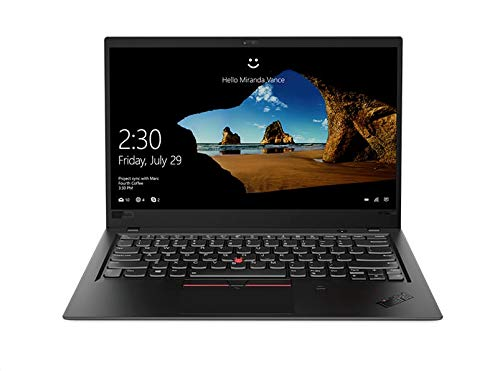 Lenovo X1 Carbon 6th Generation Ultrabook: Core i7-8550U,...