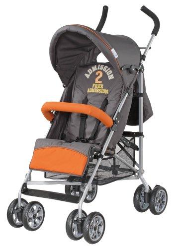 bebidoo 866912 - Comfort Buggy Fashion, city grey