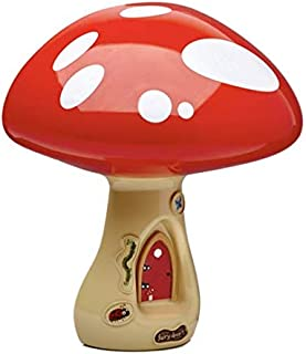 Toadstool Ambient Light - The Irish Fairy Door Company