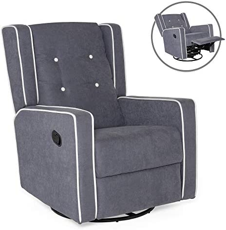 Top 10 Best Gray Rocking Chairs of The Year 2020, Buyer Guide With Detailed Features
