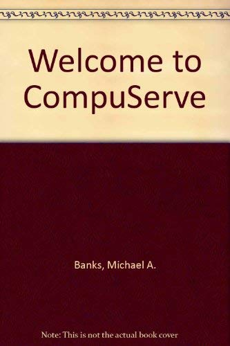 Welcome to Compuserve for Windows