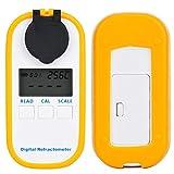 デジタル比重計, 水産養殖教育用品用の砂糖測定ツールTDS/Brixテストビール濃度計、ビール比重計