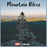 Mountain Bikes 2021 Calendar: Official Mountain Bikes Wall Calendar 2021, 18 Months
