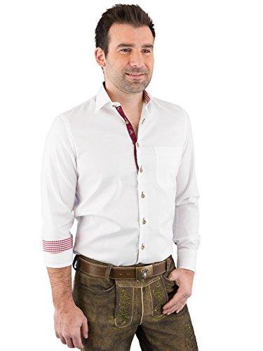 Arido Trachtenhemd Herren Langarm 2901 2719 51 45