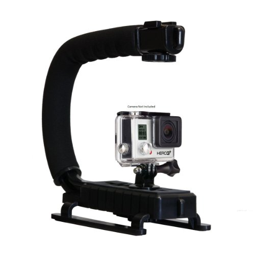 Opteka X-Grip Professional Action Stabilizing Handle Specifically Made for GoPro HD Hero5,...