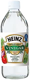 Heinz All-Natural Distilled White Vinegar, 5% Acidity, 16 Fl Ounce (1 Pint)