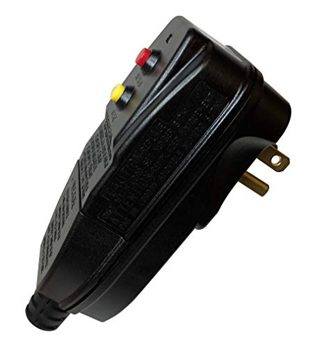 Webber WBGF18-3P GFCI AUTO-RESET 15A/120V GFCI NOW INCLUDES ALL 4 Grommet Sizes (Free Economy & Standard Shipping)