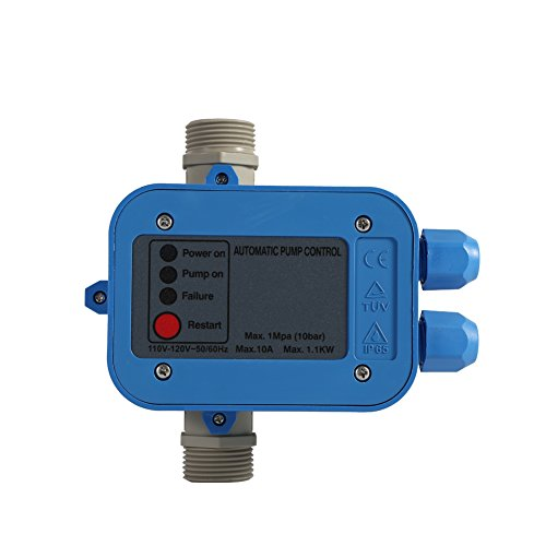 110V Automatic Electronic Switch Control Water Pump Pressure Controller for Water Pump