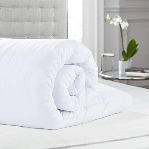 Aspire Homeware Duvet King Size 13.5 Tog Anti Allergy Thick Warm Winter Duvet Quilt Energy Efficient UK Made