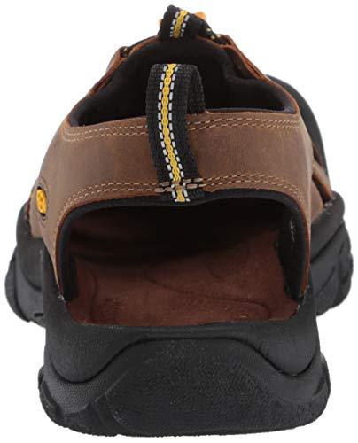 KEEN Men's Newport Sandal,Bison,10.5 M US