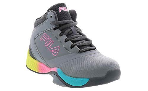 Fila Torranado EVO Womanâ€s Basketball Shoe Grey in Size 8
