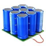 ChaRLes Modulo supercondensatori da 24 V Avviare il modulo condensatore di avviamento del motore di potenza
