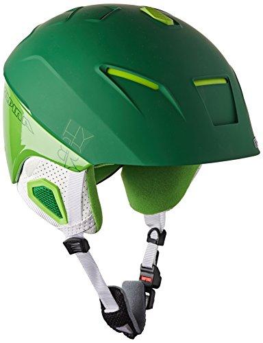 Alpina A9058241 CHEOS Skihelm M - Kopfumfang 55-59cm Farbe: apfelgruen / green matt