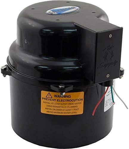 Top 10 Best 1 hp 120 volt hot tub blower Reviews