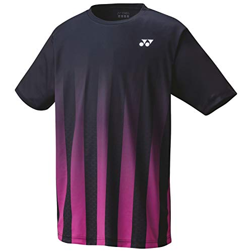 YONEX Shirt Men 16435 Black S - Sport-Shirt für Tennis, Badminton und weitere Sportarten