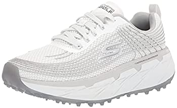 Skechers Women s Go Ultra Max Spikeless Golf Shoe White 11