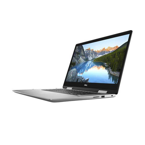 DELL (デル) ノートPC Inspiron 15 5000 2-in-1 NI555CP-9HHB シルバー [Core i5・15.6インチ・SSD 256GB・メモリ 8GB]