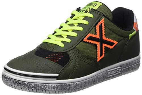 Munich G-3 Kid Switch 130 Sneaker, bunt, 33 EU