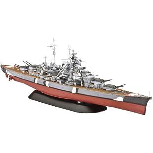 Revell 05098 Battleship Bismarck Model Kit