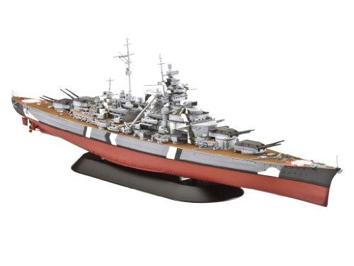 Revell 05098 Bismarck - Acorazado a escala Importado de