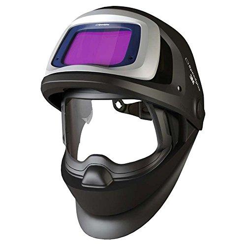 3M Speedglas 9100FX Helm mit 9100X Auto-Verdunkelung Filter Schatten 5/8/9-13 - EU / UK