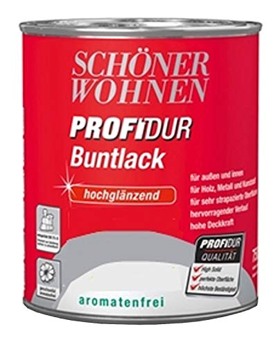 Schöner Wohnen Lack Farbe Ral 3583 Malve 3x125 375 ml aromatenfrei Bowatex