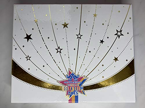 """THE IDOLM@STER M@STERS OF IDOL WORLD!! 2015 Live Blu-ray """"PERFECT BOX"""